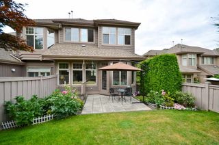 """Photo 1: 37 8868 16TH Avenue in Burnaby: The Crest Townhouse for sale in """"CRESCENT HEIGHTS"""" (Burnaby East)  : MLS®# R2420521"""