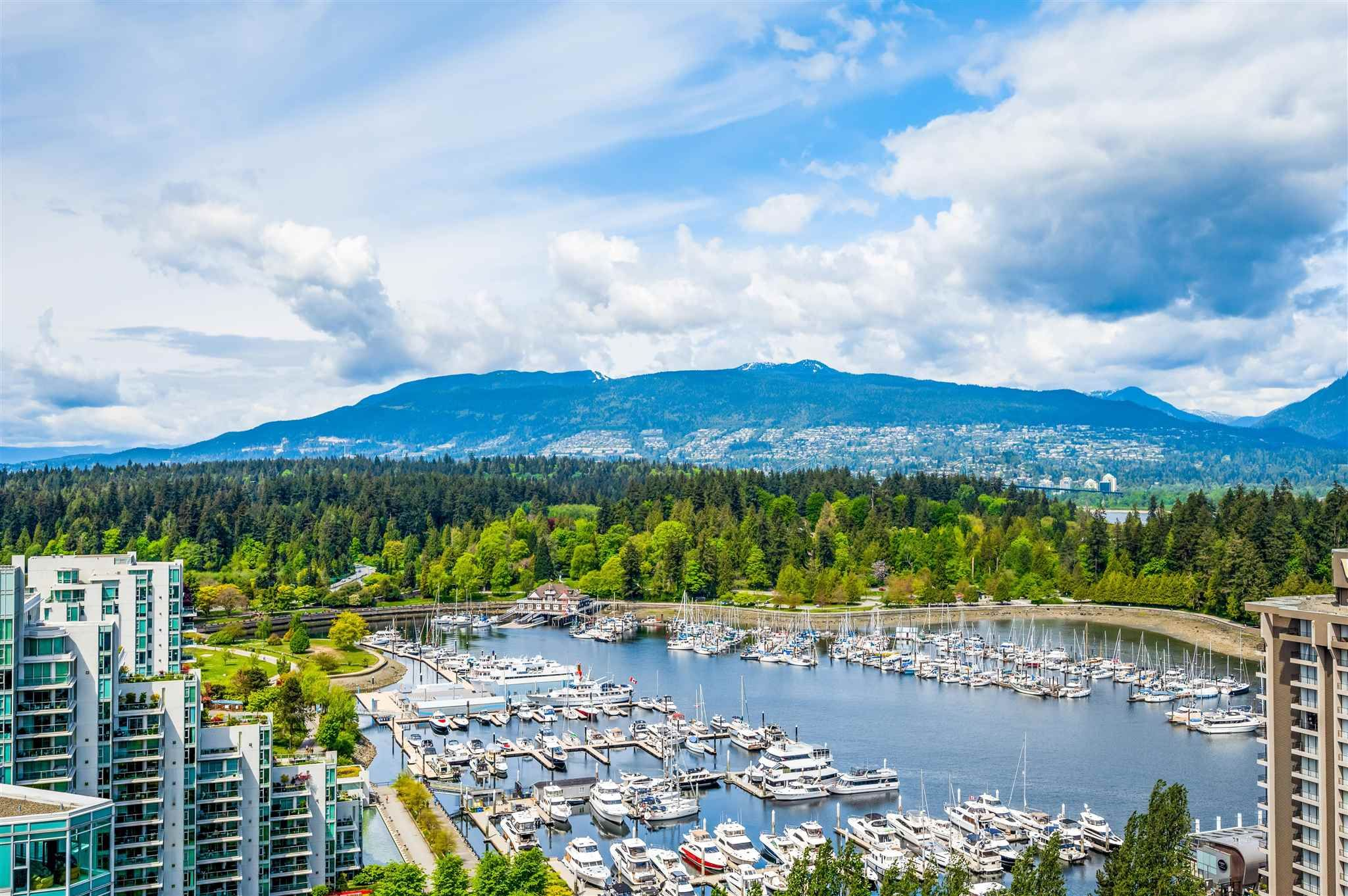 Main Photo: 2501 1616 BAYSHORE Drive in Vancouver: Coal Harbour Condo for sale (Vancouver West)  : MLS®# R2593864