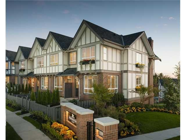 Main Photo: # 3 1338 HAMES CR in Coquitlam: Burke Mountain Condo for sale : MLS®# V1009616