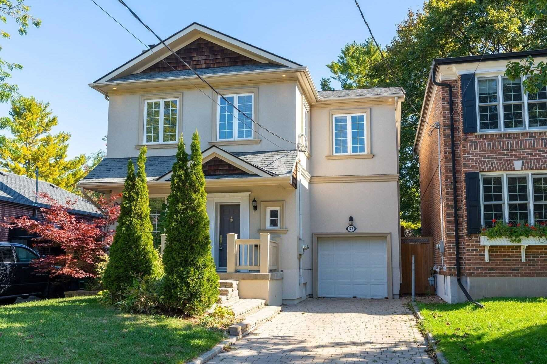 Main Photo: 33 Red Deer Ave: Freehold for sale : MLS®# E4098639