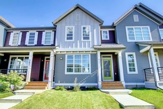 Main Photo: 311 Carringvue Way NW in Calgary: Carrington Row/Townhouse for sale : MLS®# A1151443