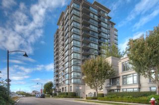 """Photo 1: 806 3333 CORVETTE Way in Richmond: West Cambie Condo for sale in """"Wall Centre at the Marina"""" : MLS®# R2622056"""