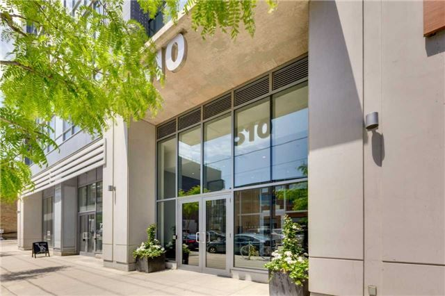 Main Photo: 510 King St E Unit #409 in Toronto: Moss Park Condo for sale (Toronto C08)  : MLS®# C3840307