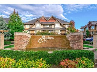 """Photo 1: 10 7088 191 Street in Surrey: Clayton Townhouse for sale in """"Montana"""" (Cloverdale)  : MLS®# R2500322"""