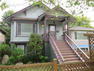 Photo 1: 978 E 30TH Avenue in Vancouver: Fraser VE House for sale (Vancouver East)  : MLS®# V1064972