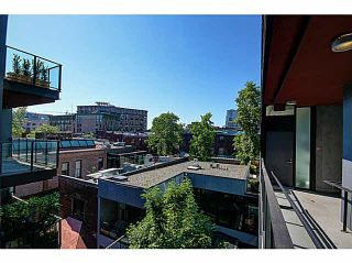 "Photo 16: 406 12 WATER Street in Vancouver: Downtown VW Condo for sale in ""GARAGE"" (Vancouver West)  : MLS®# V1126043"