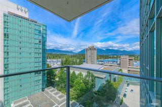 Photo 18: 1204 1616 BAYSHORE DRIVE in Vancouver: Coal Harbour Condo for sale (Vancouver West)