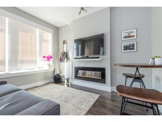 """Photo 1: A207 20211 66 Avenue in Langley: Willoughby Heights Condo for sale in """"Elements"""" : MLS®# R2551751"""