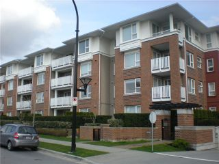 """Photo 1: # 104 4723 DAWSON ST in Burnaby: Brentwood Park Condo for sale in """"COLLAGE"""" (Burnaby North)  : MLS®# V884491"""