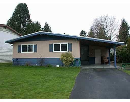 Main Photo: 3805 RICHMOND ST in Port_Coquitlam: Oxford Heights House for sale (Port Coquitlam)  : MLS®# V323982