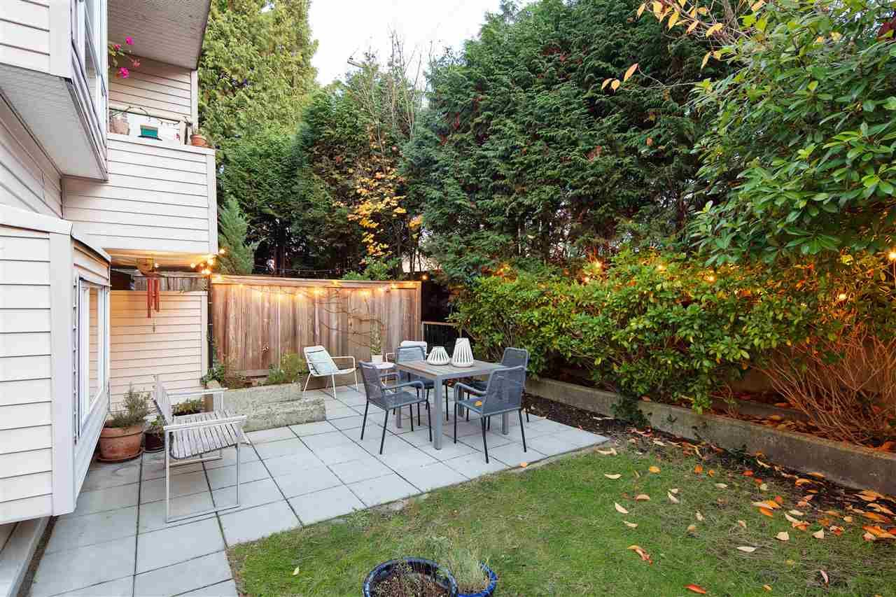 """Photo 21: Photos: 102 788 E 8TH Avenue in Vancouver: Mount Pleasant VE Condo for sale in """"Chelsea Court"""" (Vancouver East)  : MLS®# R2515993"""