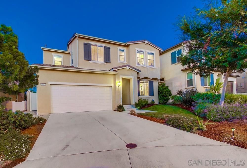 Main Photo: RANCHO PENASQUITOS House for sale : 4 bedrooms : 13369 Cooper Greens Way in San Diego