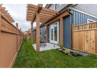 """Photo 27: 15 4750 228 Street in Langley: Salmon River Townhouse for sale in """"DENBY"""" : MLS®# R2616812"""