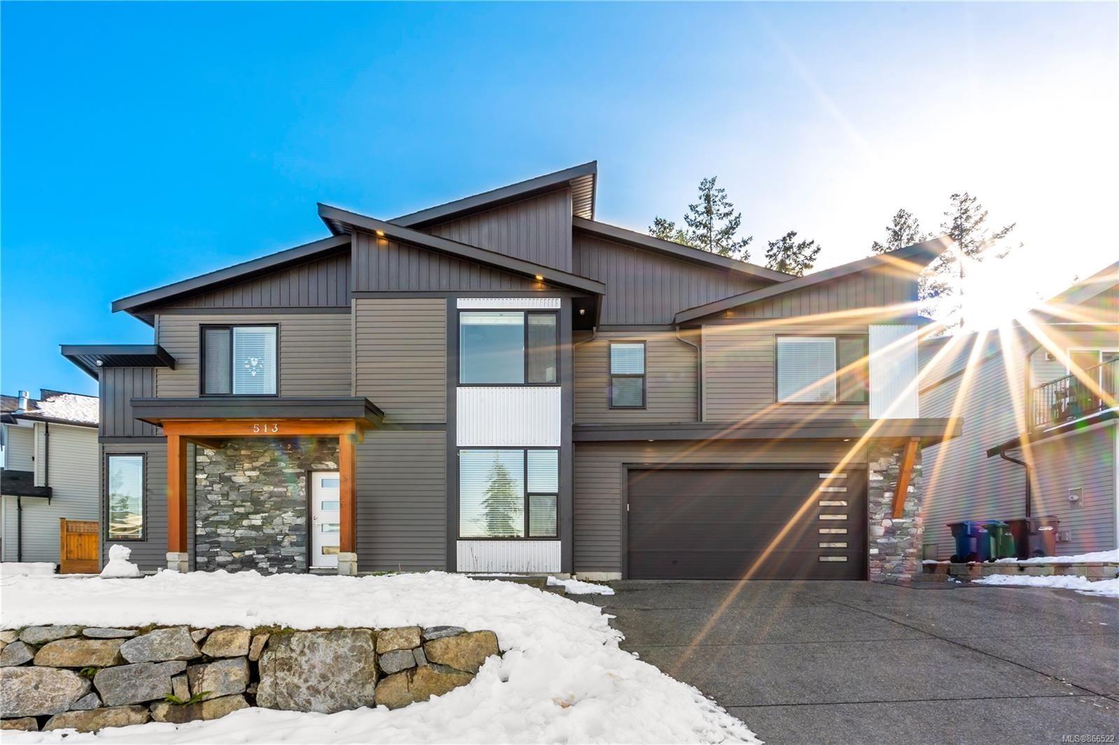 Main Photo: 513 Steeves Rd in : Na South Nanaimo House for sale (Nanaimo)  : MLS®# 866522