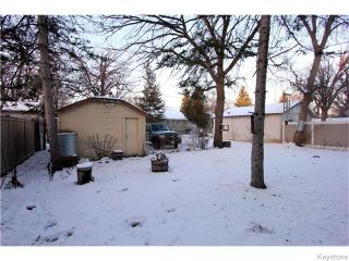 Photo 20: 19 Kingston Row in WINNIPEG: St Vital Residential for sale (South East Winnipeg)  : MLS®# 1531188