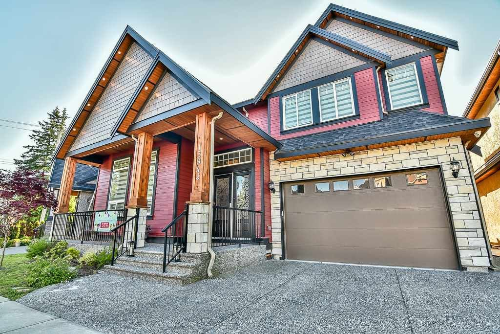 Main Photo: 13943 58A Avenue in Surrey: Sullivan Station House for sale : MLS®# R2213064