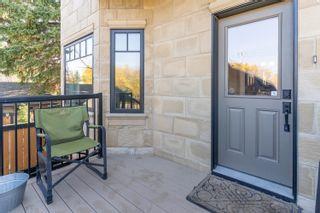Photo 47: 10654 65 Avenue in Edmonton: Zone 15 House Half Duplex for sale : MLS®# E4266284