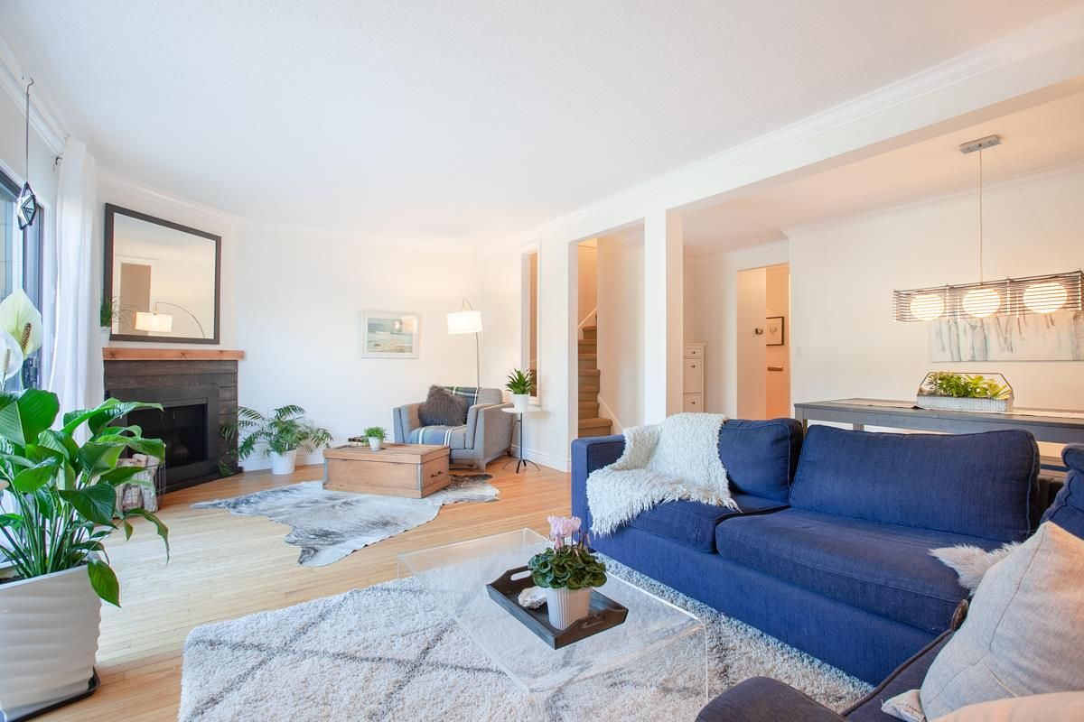 """Main Photo: 71 3180 E 58TH Avenue in Vancouver: Champlain Heights Townhouse for sale in """"HIGHGATE"""" (Vancouver East)  : MLS®# R2317195"""
