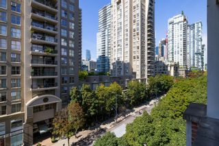 Photo 12: 604 988 RICHARDS STREET in Vancouver: Yaletown Condo for sale (Vancouver West)  : MLS®# R2611073