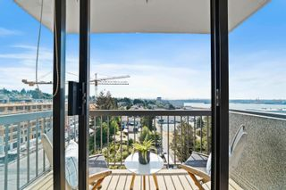"""Photo 8: 907 145 ST. GEORGES Avenue in North Vancouver: Lower Lonsdale Condo for sale in """"Talisman Tower"""" : MLS®# R2609306"""