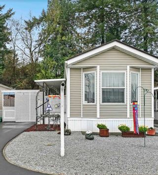 """Photo 1: 72 11847 PINYON Drive in Pitt Meadows: Central Meadows Manufactured Home for sale in """"Meadow Highlands Co-op"""" : MLS®# R2420796"""