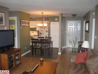 """Photo 5: 208 33688 KING Road in Abbotsford: Poplar Condo for sale in """"COLLEGE PARK PLACE"""" : MLS®# F1023436"""