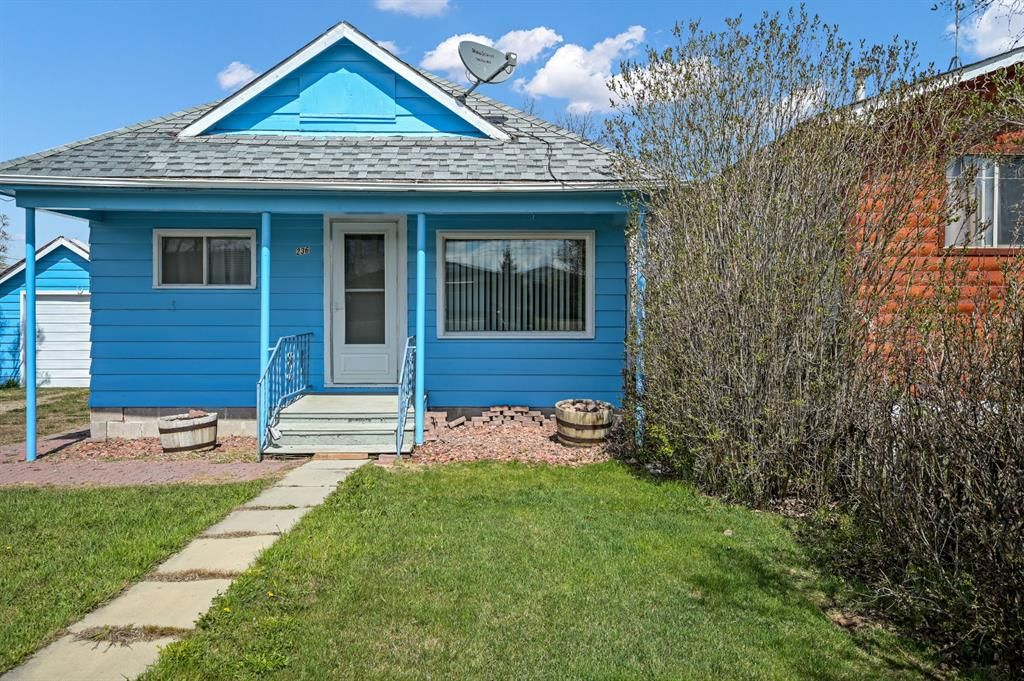Main Photo: 236 First Avenue W: Hussar Detached for sale : MLS®# A1106838