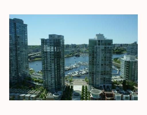 """Main Photo: 2506 1009 EXPO Boulevard in Vancouver: Downtown VW Condo for sale in """"LANDMARK 33"""" (Vancouver West)  : MLS®# V769120"""