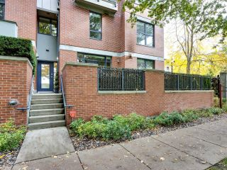 Main Photo: 111 2688 VINE Street in Vancouver: Kitsilano Townhouse for sale (Vancouver West)  : MLS®# R2626965