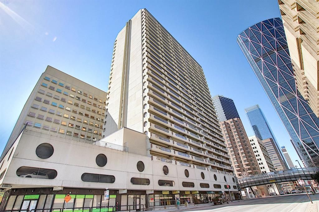 Main Photo: 1412 221 6 Avenue SE in Calgary: Downtown Commercial Core Apartment for sale : MLS®# A1097490