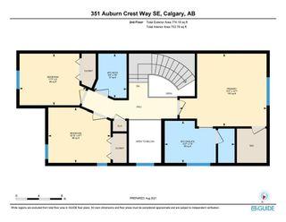 Photo 28: 351 Auburn Crest Way SE in Calgary: Auburn Bay Detached for sale : MLS®# A1136457