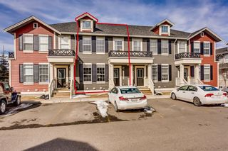 Photo 1: 1603 1001 8 Street NW: Airdrie Row/Townhouse for sale : MLS®# A1014207