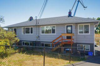 Main Photo: 855 Admirals Rd in : Es Esquimalt Full Duplex for sale (Esquimalt)  : MLS®# 886348