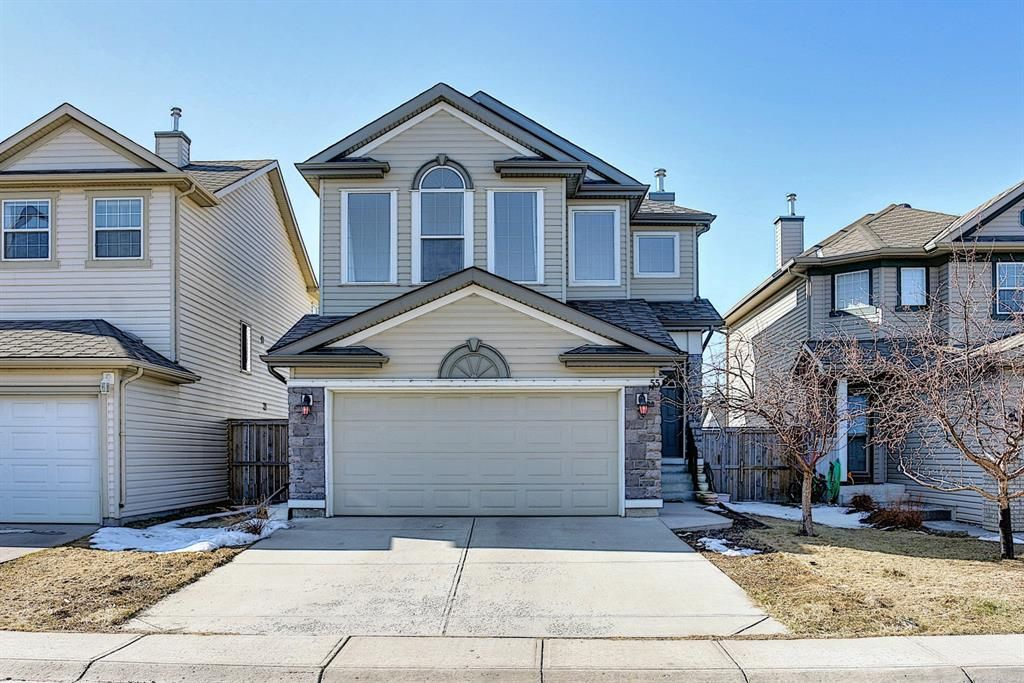 Main Photo: 55 Covepark Place NE in Calgary: Coventry Hills Detached for sale : MLS®# A1097922
