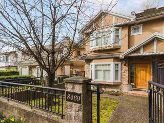 Photo 1: 8469 FRENCH Street in Vancouver: Marpole 1/2 Duplex for sale (Vancouver West)  : MLS®# R2550233
