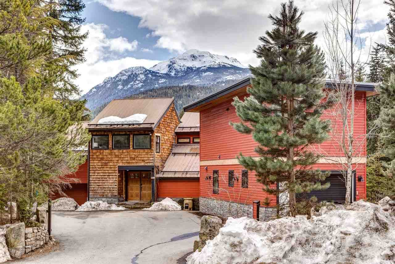 "Main Photo: 9344 EMERALD Drive in Whistler: Emerald Estates House for sale in ""Emerald Estates"" : MLS®# R2559668"