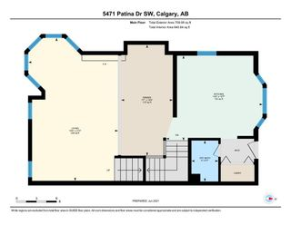 Photo 39: 5471 Patina Drive SW in Calgary: Patterson Row/Townhouse for sale : MLS®# A1126080