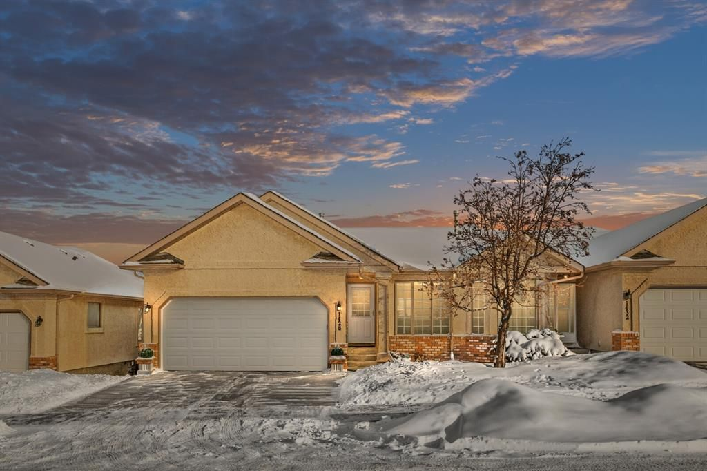 Main Photo: 1428 Costello Boulevard SW in Calgary: Christie Park Semi Detached for sale : MLS®# A1069151