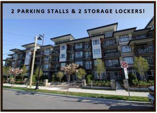 """Photo 1: 414 22562 121 Avenue in Maple Ridge: East Central Condo for sale in """"EDGE ON EDGE 2"""" : MLS®# R2362793"""