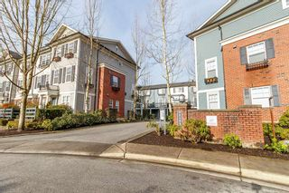 """Photo 1: 14 2495 DAVIES Avenue in Port Coquitlam: Central Pt Coquitlam Townhouse for sale in """"ARBOUR"""" : MLS®# R2331337"""