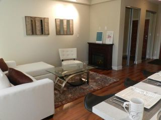 """Photo 2: 404 2138 OLD DOLLARTON Road in North Vancouver: Seymour Condo for sale in """"MAPLEWOOD NORTH"""" : MLS®# V902282"""