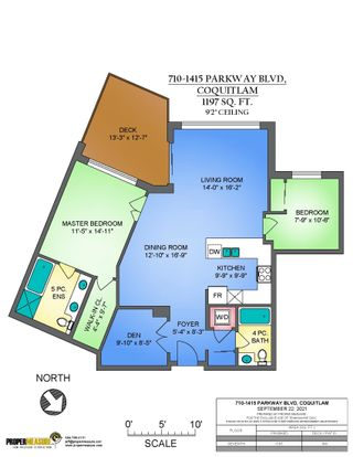 """Photo 30: 710 1415 PARKWAY Boulevard in Coquitlam: Westwood Plateau Condo for sale in """"CASCADES"""" : MLS®# R2621371"""