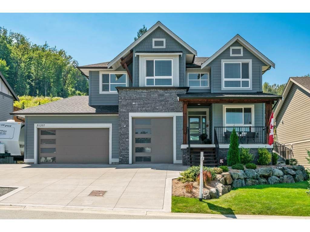 Main Photo: 51207 ROWANNA Crescent in Chilliwack: Eastern Hillsides House for sale : MLS®# R2481930