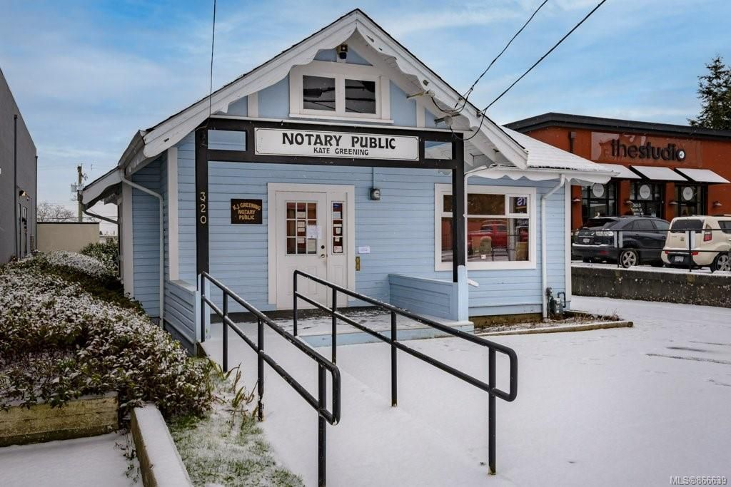 Main Photo: 320 10th St in : CV Courtenay City Office for lease (Comox Valley)  : MLS®# 866639