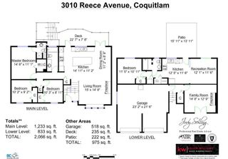 Photo 43: 3010 REECE Avenue in Coquitlam: Meadow Brook House for sale : MLS®# V1091860