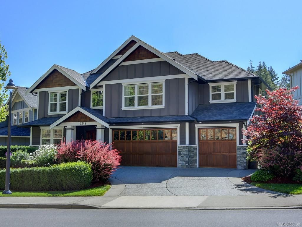Main Photo: 2348 Nicklaus Dr in Langford: La Bear Mountain House for sale : MLS®# 850308