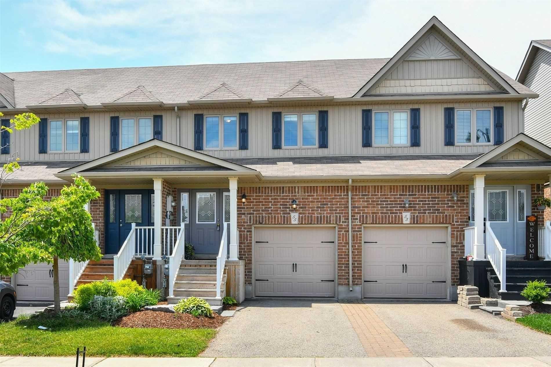 Main Photo: 55 James Arnott Crescent: Orangeville House (2-Storey) for sale : MLS®# W5266923