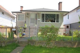 Photo 1: 5458 SHERBROOKE Street in Vancouver: Knight House for sale (Vancouver East)  : MLS®# V892079
