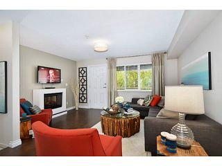 """Photo 5: 18 1268 RIVERSIDE Drive in Port Coquitlam: Riverwood Townhouse for sale in """"SOMERSTON LANE"""" : MLS®# V1045119"""