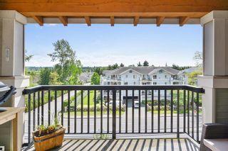 """Photo 14: 422 21009 56TH Avenue in Langley: Salmon River Condo for sale in """"Cornerstone"""" : MLS®# R2264711"""